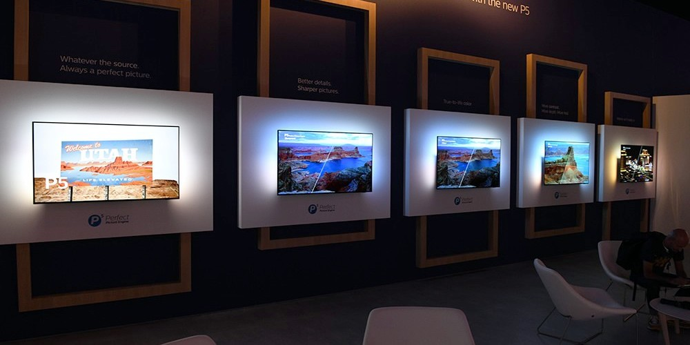 IFA 2018飞利浦展台 黑科技产品琳琅满目
