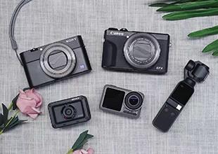 5款vlog相机对比评测