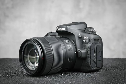佳能EOS 90D真机外观图赏