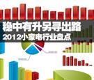 2012小家电行业盘点