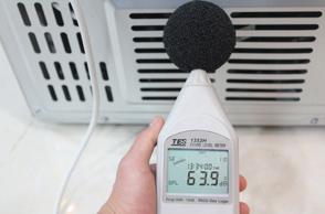 西门子多门冰箱噪音测试