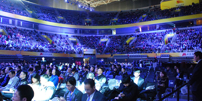TechEd2012微软技术大会现场座无虚席