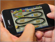 手机游戏用户超八成
