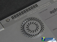 涡轮扇设计被应用到设计当中