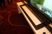 U-MAX客厅电视底座细节