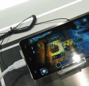LG Optimus G无线视频输出