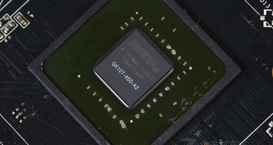 索泰GTX650-1GD5 雷霆版 PA