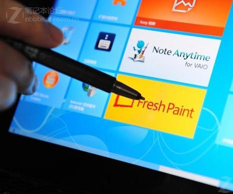 索尼Duo 11之触控笔及降噪耳塞