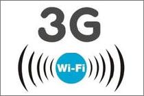 3G与Wifi为手机上网主要接入方式