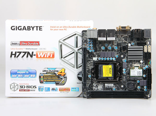 技嘉GA-H77N-WIFI