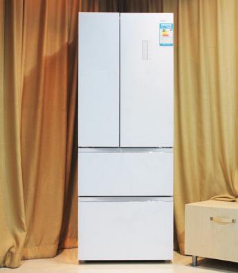 美菱BCD-350WPB多门冰箱