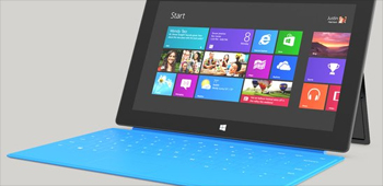 最新数据 Surface占多少平板市场份额