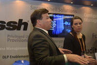 SSH展台