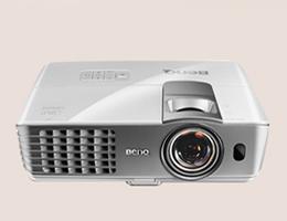最低价3D 1080p投影机 明基W1070测试