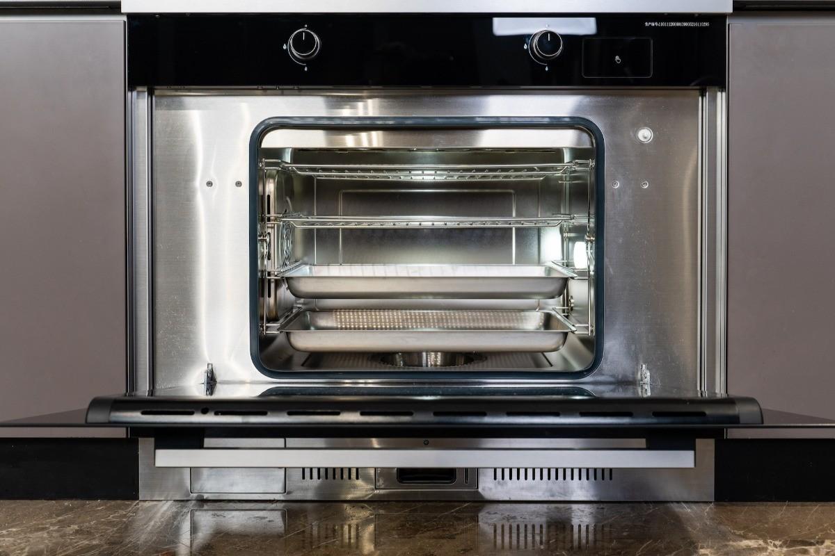 令人怦然心动的未来厨房 森歌i8智能蒸烤集成灶图赏