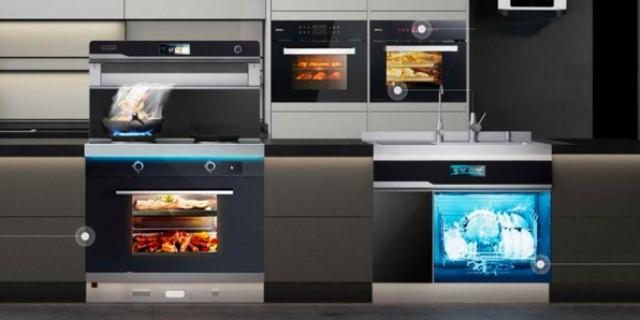 拥抱厨电一体化 完美呈现中国制造优势 森歌打造清晰厨房蓝本