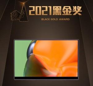 雕塑家OLED便携显示器获黑金奖
