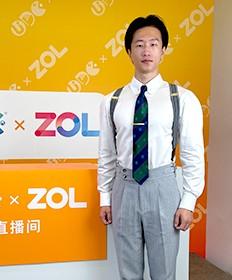 <b>任书元</b>Robotex大会亚洲组委会赛事经理