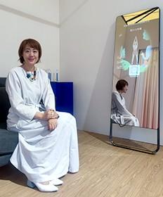 <b>凌婧</b>FITURE品牌市场总监