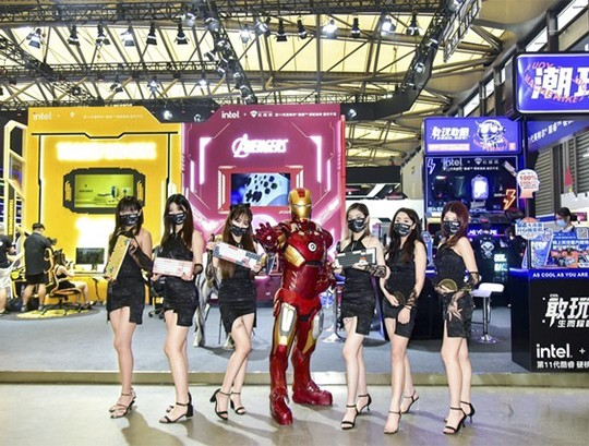 CJ2021机械师游戏神装大集合