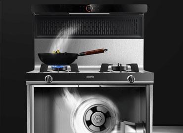 现代厨房,只需安心烹饪
