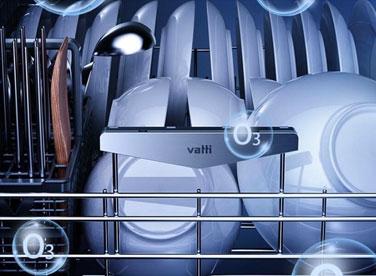 洗护全能的华帝A6干态洗碗机有多强?