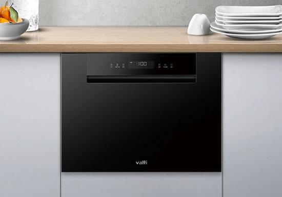 """""""洗碗不用手""""的快感 用了华帝G6干态洗碗机就知道"""