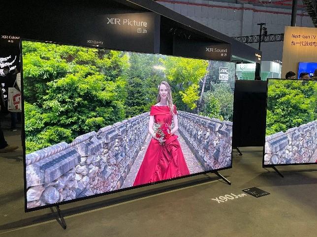 索尼2021电视新品有何不同?