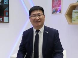 海信家电集团洗衣机营销部杨书华