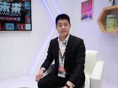 帅康副总裁兼集成厨房总经理杨兵