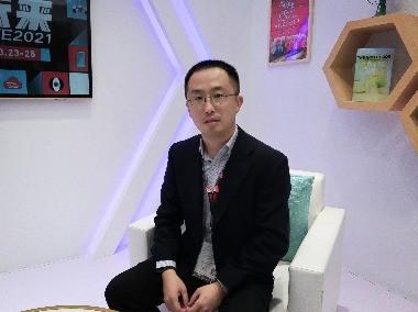 海尔起居健康按摩椅产品经理赵传海