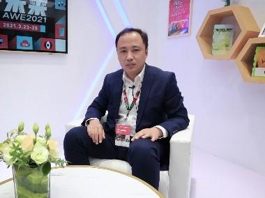 海尔卫玺产品企划总监刘铁力