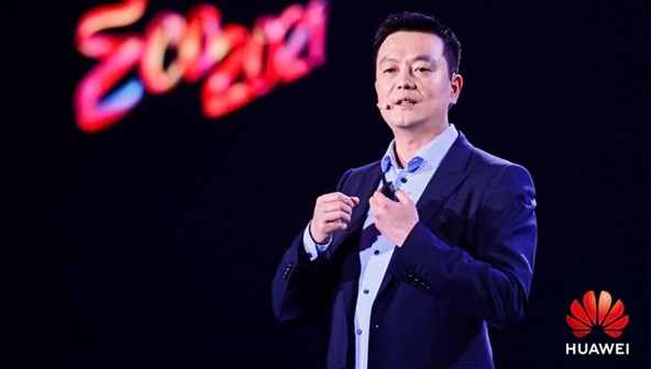 """华为吴辉:跨越""""新的数字鸿沟"""" 携手伙伴迈向智能世界"""