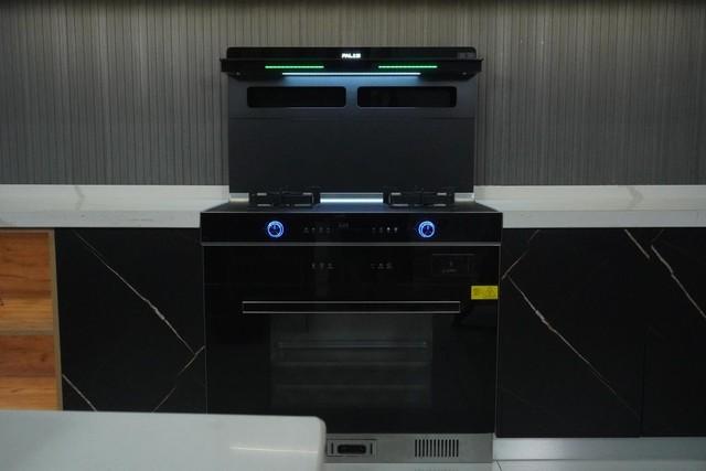 品质厨房的标配,上派F1-Z蒸箱款集成灶