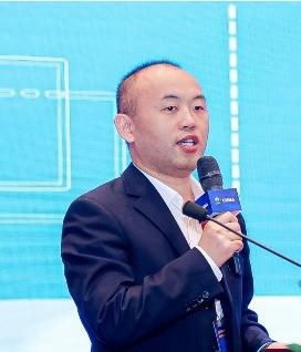 <b><i>产业发展副总裁-卢日万</i>华为终端有限公司</b>携手共筑新型显示产业新生态
