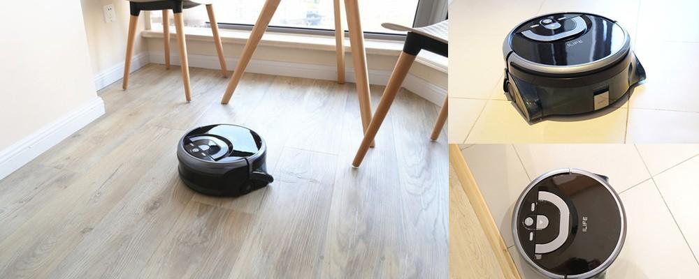地面如此干净 ILIFE智意W400洗地机