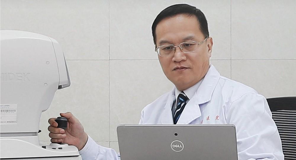 河南省眼科研究所副所长:Latitude以智能操作助力医疗守护者