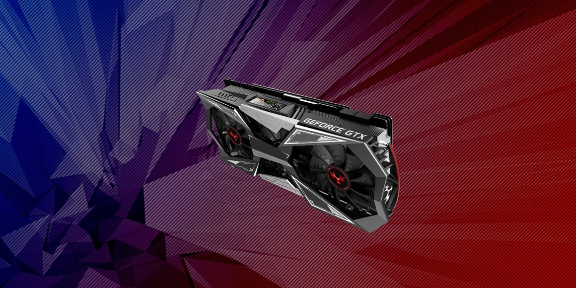 iGame GTX1080Ti Vulcan X OC