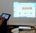 平板电脑神同步 丽讯QUMI Q7大屏应用