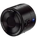 创新拍摄 索尼发布QX100无线镜头