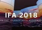 IFA最佳展项:LG OLED隧道