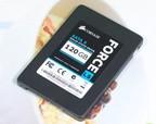 迈向平民级 测海盗船ForceLS 120GB SSD