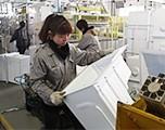 冰箱内胆自动生产