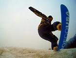 AEE SD21实战单板滑雪