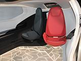 无人驾驶和移动空间 NEVS InMotion概念车
