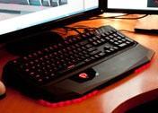 伊赛斯龙盾机械键盘