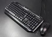 精灵黑旋风五代游戏键鼠套装