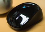 微软Sculpt无线便携鼠标