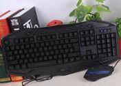 森松尼890游戏键鼠套装