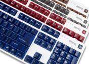 明基天机镜彩色版机械键盘